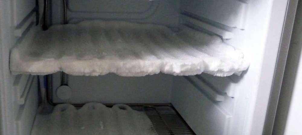 Come sbrinare il frigorifero - Teknos Bologna
