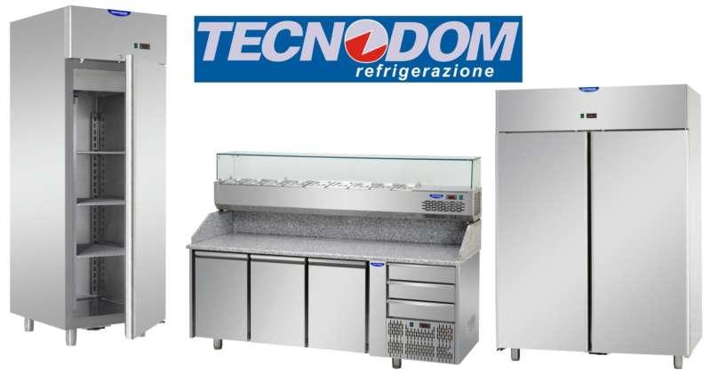 Assistenza e riparazione banchi frigo, celle frigo, vetrine frigo, banchi pizza, compressori, termostati, ventole, ventilatori Tecnodom Bologna e provincia