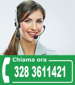 Chiama ora la Teknos Bologna oppure contattaci tramite WhatsApp per avere un preventivo gratuito nella città di Bologna o in provincia.