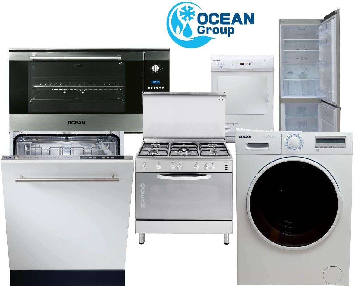 Riparazione elettrodomestici ocean, san giorgio, samet bologna