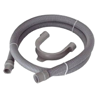 tubo scarico acqua lavatrice aeg - electrolux - zoppas